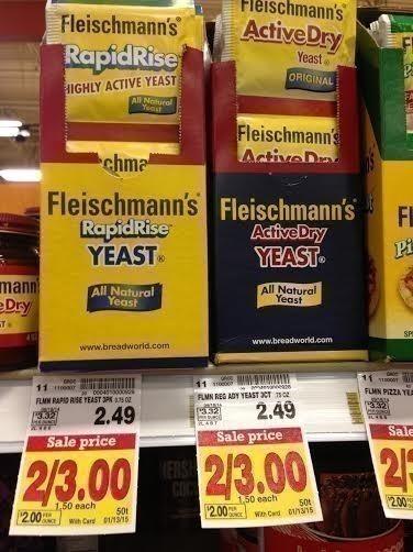The 30 Best Ideas for Fleischmann Active Dry Yeast Pizza ...
